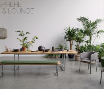 Gloster 2018 aasta kataloog / kvaliteetne terrassi-, aia- ja SPA mööbel.