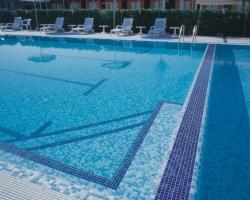 Appiani mosaiigid basseinides