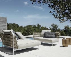 Gloster kvaliteetne terrassi-, aia- ja SPA mööbel.