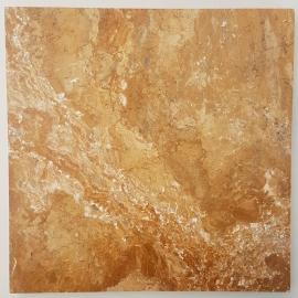 Golden travertiin looduskiviplaat 15x15