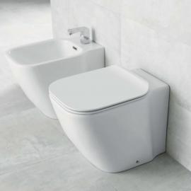 Essence C seinapealne põrandale toetuv WC-pott